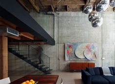 San Francisco loft space