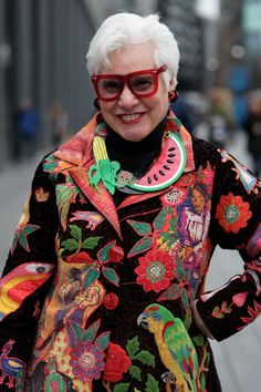 ADVANCED STYLE: Search results for Sue kreitzman
