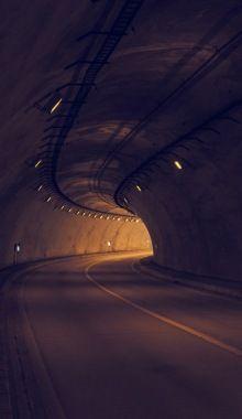 Akechidaira Dai-ichi Tunnel Nikko Japan 2013 Nathan Perkel