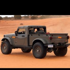 off road, jeep Cool Jeeps, Cool Trucks, Big Trucks, Jeep Pickup, Jeep 4x4, Jeep Garage, Jeep Brute, Jeep Rubicon, Jeep Concept