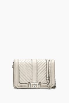 ee0888fd05a REBECCA MINKOFF Chevron Quilted Small Love Crossbody.  rebeccaminkoff  bags   shoulder bags