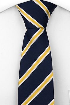 Slim tie - Red base with yellow, white and blue flowers Notch