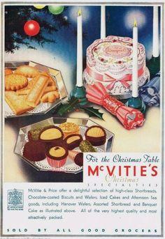 McVities 1925