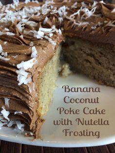 Poke Cake Alle Banane su Pinterest | Poke Cake Oreo, Torte Poke Cake ...