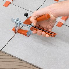 "Raimondi Tile Leveling System Contractors Kit, RLS. RLS Contractors Kit includes: 250 Wedges, 500 Clear Clip size: 1/8"" to 1/2"" tile, 1/16"" joint and 1 Floor Plier. Raimondi Leveling Spacers have been sold in Europe for quite a few years and finally we're able to introduce them to you! If you're a tile installer, you're well aware of how difficult it is to properly set flexible, large format, heavy, or low-thickness tiles because, often times, the floor foundation is uneven and/or contains…"