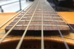 Guitar strings- by Tamara Slager