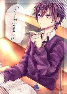 Cute Anime Guys, Anime Boys, Cute Boy Drawing, Cute Anime Character, Anime People, Anime Life, Kokoro, Manga, Fandom