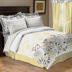 Zara 8-Pc. Reversible Total Bed Set Collection | Comforters | Brylanehome