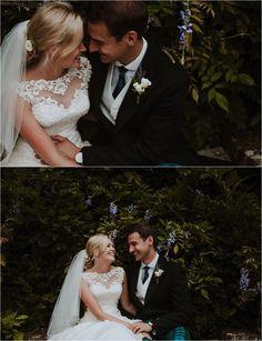 Photos In The Walled Gardens A Goodnestone Park Wedding
