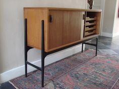 Sideboard Alfred Hendrickx | Buy & Sell | Design Addict