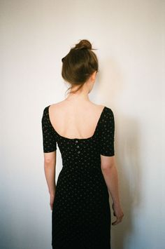 button-up back.