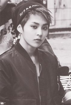 KIM MINSEOK IT IS ILLEGAL TO BE SO HOT. I'M MELTING.