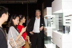 Handmade in Germany: Ausstellungseröffnung im Up Artsh Museum in Shanghai: rund 700 Gäste kamen an diesem schönen Spätnachmittag des 22. Mai