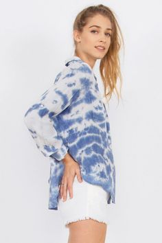 Do Or Tie Dye Top