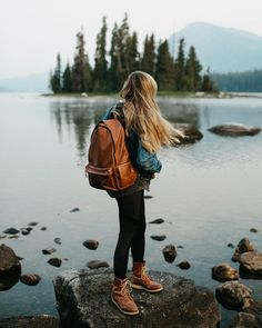 A weekend trip to Lake Wenatchee with the Clifton backpack.
