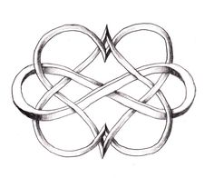 Eternal love tattoo that Jason and I are going to get