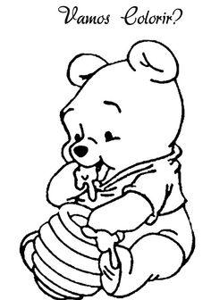 desenho+do+ursinho+pooh+bebe+colorir.jpg (405×578)
