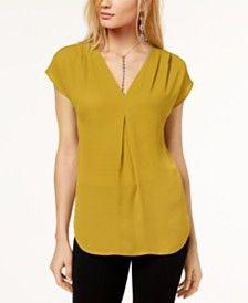 835d5b304e5 Women s Petite Tops - Blouses   Shirts - Macy s