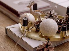 Inspirations déco pour un Noël en or