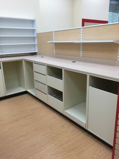 Rx Under the Counter Pharmacy Storage Units & View behind pharmacy - Examples of Pharmacy Design u0026 Layout ...