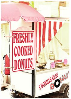 Fresh, hand made fried donuts will be at the 2013 September & October Wacousta Community Farners Markets .