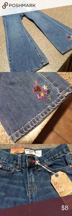 Oshkosh NWT jeans Premium denim jeans. New unworn Osh Kosh Bottoms Jeans