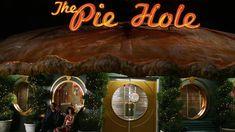 Chuck's Pumpkin Cup Pie: Pushing Daisies