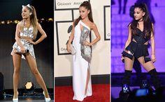 Acompanhe a evolução do estilo da Ariana Grande - Moda - CAPRICHO