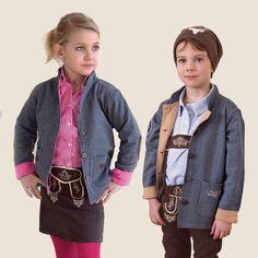 Baby- und Kinderjacke (aus Baumwolle, komplett gefüttert!!) von Mogo.cc: Amazon.de: Bekleidung Baby Dirndl, Beige, Fashion, Clothing, Cotton, Moda, Fashion Styles, Fashion Illustrations, Ash Beige