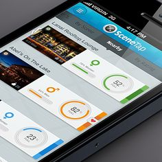 25 Gorgeous Examples Of Timeline In Mobile Apps UI Design ...