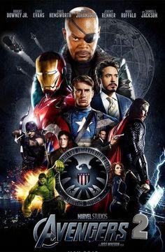 Los Vengadores 2 (2015) - Marvel