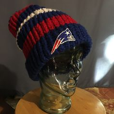 Patriots hat