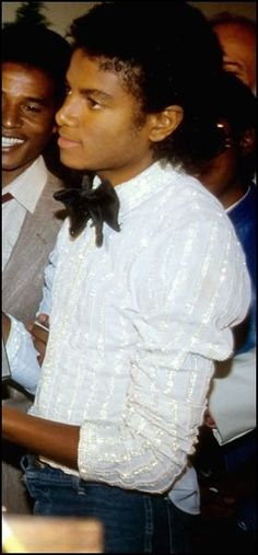 Michael Jackson Off The Wall Era