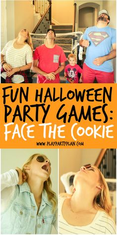 10 fun Halloween party games that are perfect for kids, for teens, or even for…