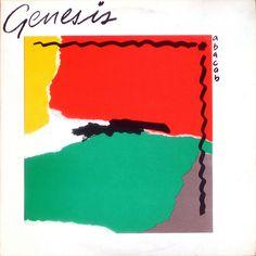 Abacab Genesis Atlantic SD 19313 1981