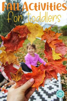 Thanksgiving Activities for Toddlers - Little Learning Club