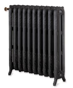 Radiateur Fonte Fleuri Rococo Ancien D Coration Finist Re Radiators Pinterest