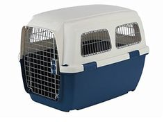 Marchioro Clipper Ithaka 4 Pet Carrier 2775inches TanBlue >>> Want additional info? Click on the image.(This is an Amazon affiliate link and I receive a commission for the sales)
