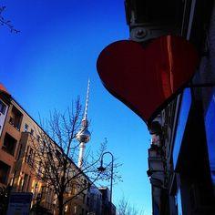 siebensiebtel #greatday #berlin #bluesky