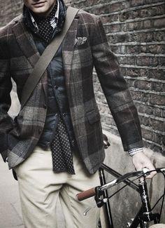 Десять стильных способов превратить любого мужчину в стильного и неотразимого, а гардероб - в стильный и модный!