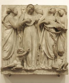 Images of Cantoria by Luca della Robbia