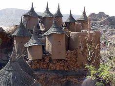Dogon Granaries, Mali