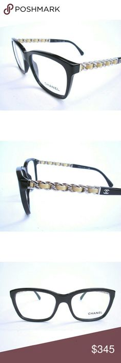456162c88bd Chanel Eyeglasses Authentic chanel Eyeglasses New Size 52-17-140 Includes  original case only