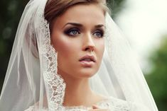 This bride is stunning!
