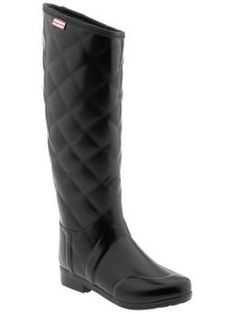 if i ever decide to upgrade from my $20 black boots that served me so well during the flood. The Hunter Regent Savoy on Piperlime. $195