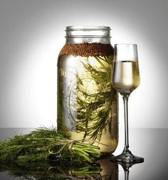 "Literally ""water of life,"" aquavit is a traditional flavoured spirit that is principally produced in Scandinavia Linie Aquavit, Homemade Liquor, Caraway Seeds, Coriander Seeds, Norwegian Food, Scandinavian Food, Le Diner, Craft Cocktails, Home Brewing"