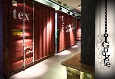 Google Haifa offices, Haifa, Setter Architects ltd