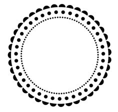", I would like to share one of my most used tools in Illustrator...making dotted and scalloped shapes!  I am a ""self-taught-project-by-project-Illustrator user"", so when Carina Gardner shared this quick tip, I decided I had to pay it forward!  I did some crazy time consuming work to get a dotted or scalloped shape for many years, I can't let you do it too!"