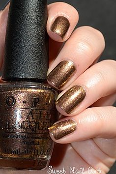 """OPI """"Warm and frozzie"""""""