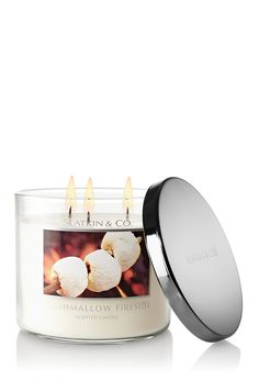 Bath & Body Works- Marshmallow Fireside. Best new scent for fall.